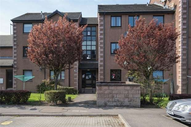 3 Bedrooms Flat for sale in Almerie Close, Arbroath, Angus
