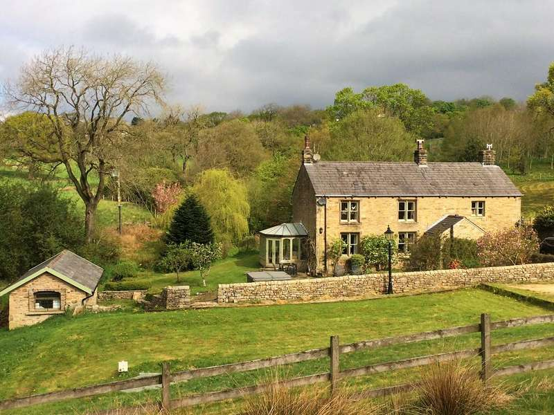 4 Bedrooms Farm House Character Property for sale in Foxen Dole Lane, Fir Trees Lane, Higham BB12