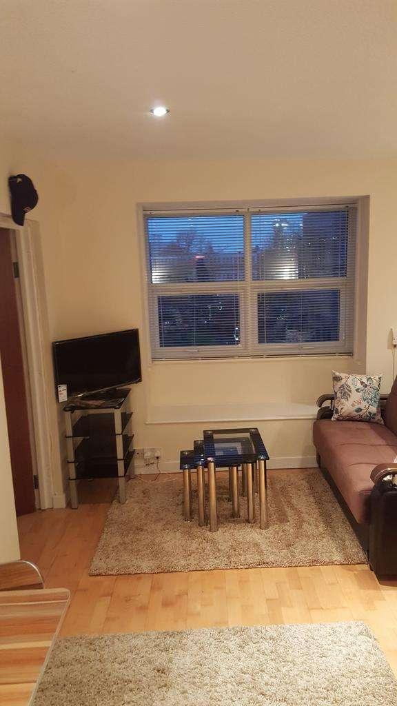 Studio Flat for sale in Bramley Road, London, W10