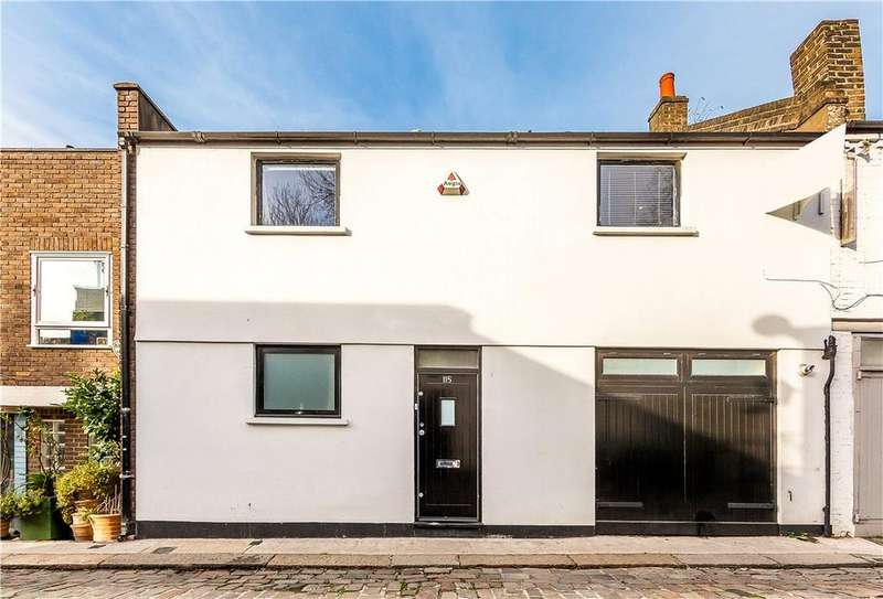 4 Bedrooms House for sale in Camden Mews, London, NW1
