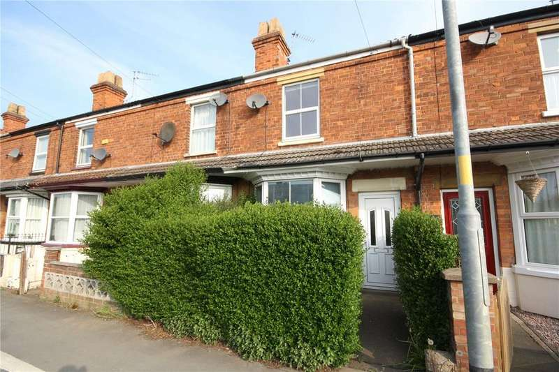 2 Bedrooms Terraced House for sale in Grantham Road, Sleaford, Lincolnshire, NG34