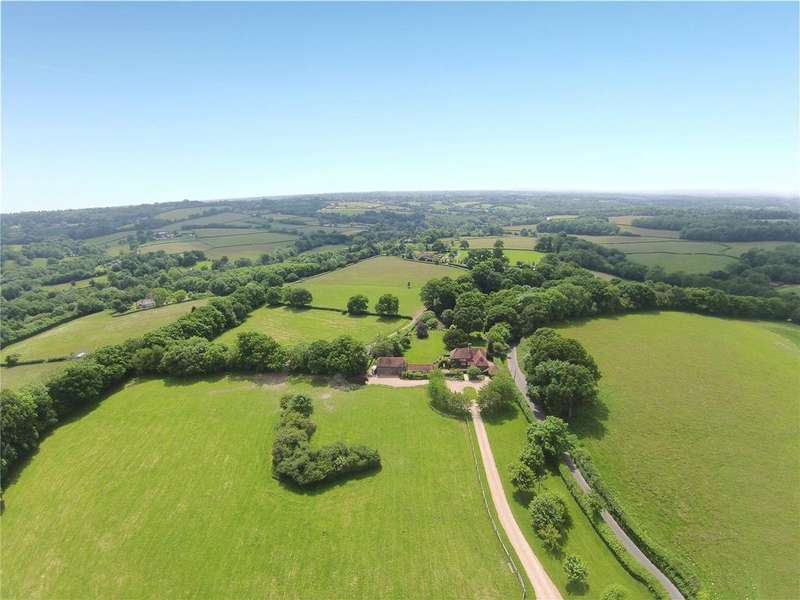 4 Bedrooms Equestrian Facility Character Property for sale in Wilderness Lane, Hadlow Down, Uckfield, East Sussex, TN22