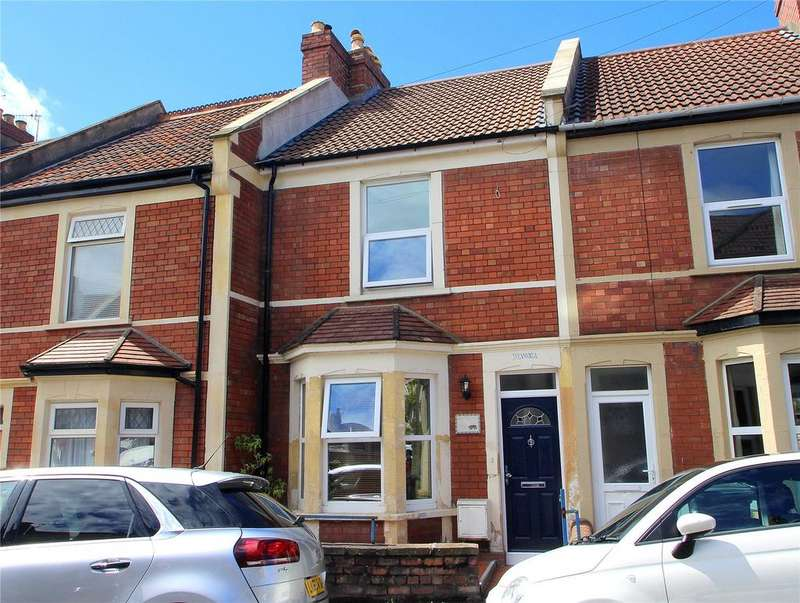 3 Bedrooms Terraced House for sale in Aubrey Road, Bedminster, BRISTOL, BS3