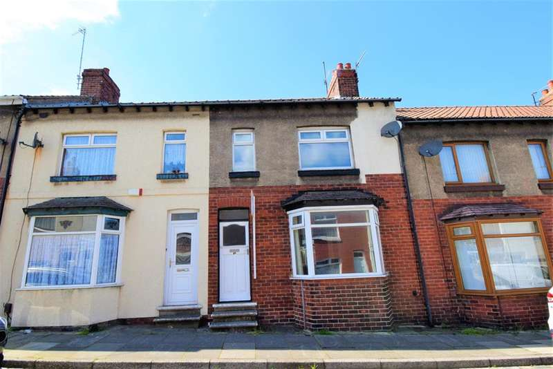 3 Bedrooms Terraced House for sale in Gladstone Street, Carlin How, Saltburn-by-the-Sea, TS13 4DX