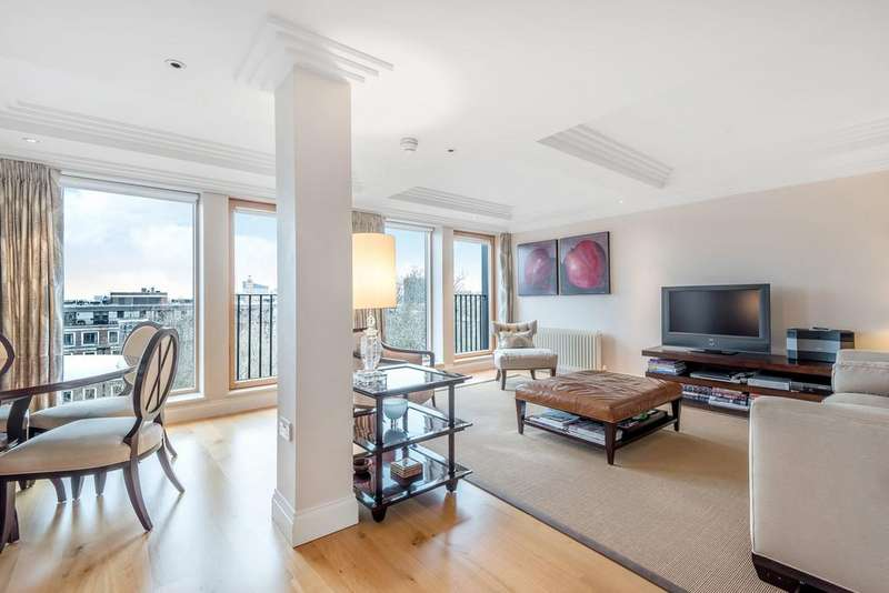 3 Bedrooms Penthouse Flat for sale in Westminster Green, 8 Dean Ryle St., SW1P