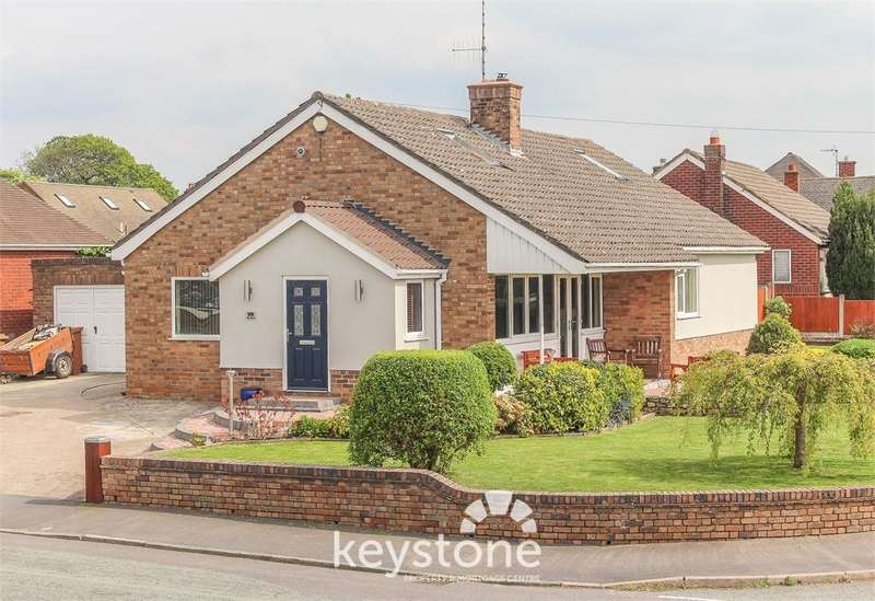 4 Bedrooms Detached Bungalow for sale in Mold Road, Connah's Quay, Deeside. CH5 4QW