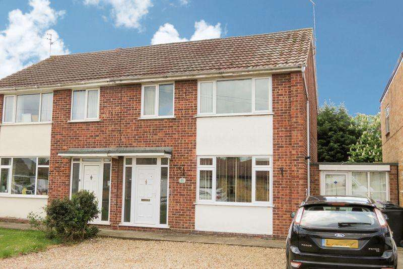 3 Bedrooms Semi Detached House for sale in Bourne