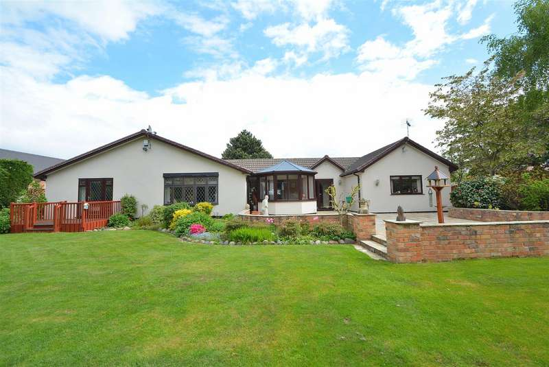 4 Bedrooms Detached Bungalow for sale in Belmont Avenue, Breaston