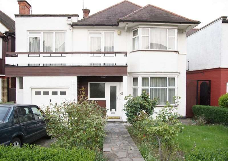 6 Bedrooms Detached House for sale in Park Way, London, London, NW11