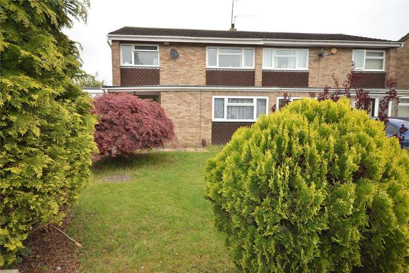 3 Bedrooms Semi Detached House for rent in Warnford Road, Tilehurst, Reading, Berkshire, RG30