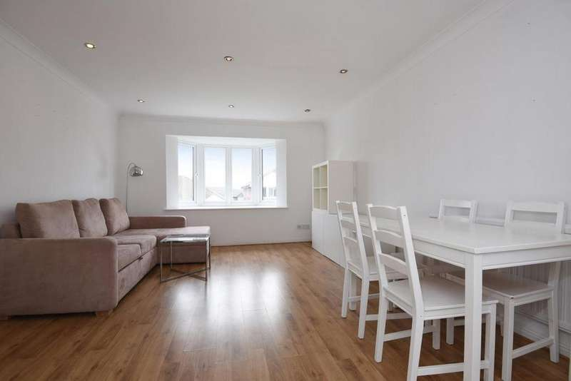 2 Bedrooms Flat for sale in Rossetti Road, Bermondsey