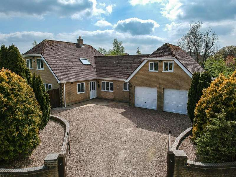 3 Bedrooms Detached House for sale in Stewton Lane, Louth, LN11 8SB