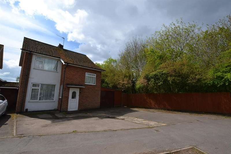3 Bedrooms Detached House for sale in Halstead Road, Mountsorrel, Leicestershire