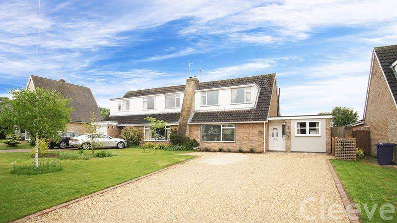 5 Bedrooms Semi Detached House for sale in The Lawns, Gotherington