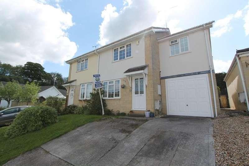 4 Bedrooms Semi Detached House for sale in Somerset Way, Paulton, Bristol