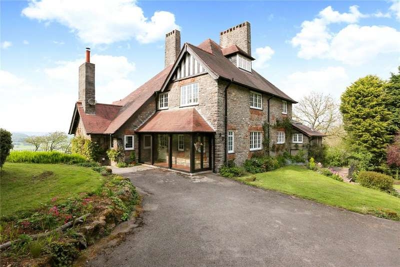4 Bedrooms Detached House for sale in Barton, Winscombe, BS25