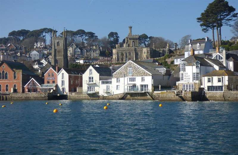 3 Bedrooms House for sale in Fore Street, Fowey