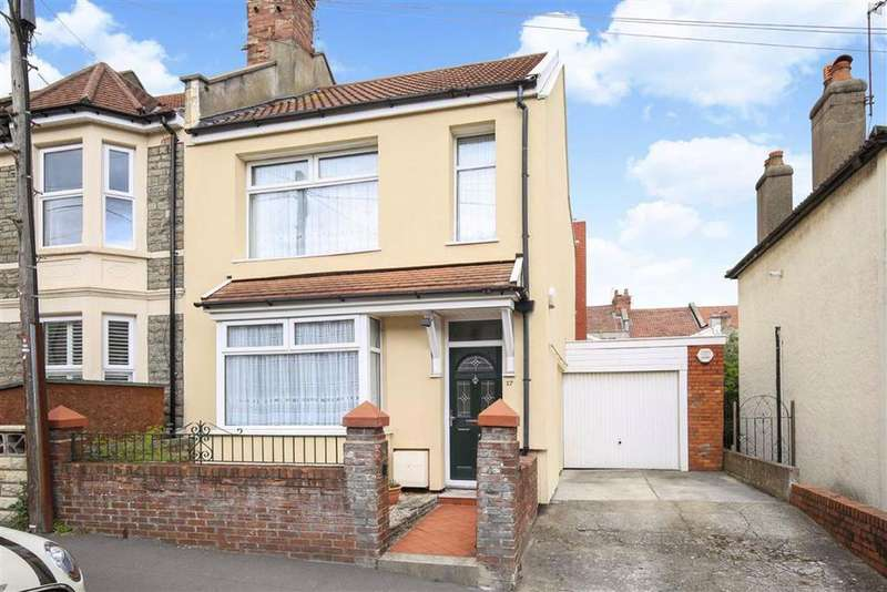 3 Bedrooms End Of Terrace House for sale in Ramsey Road, Horfield