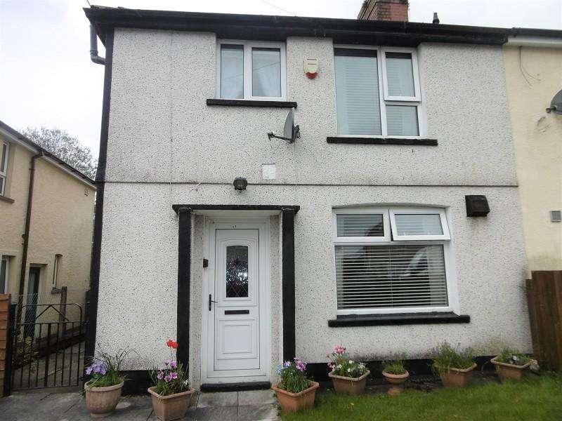 3 Bedrooms Semi Detached House for sale in Emlyn Avenue, Ebbw Vale, Blaenau Gwent.