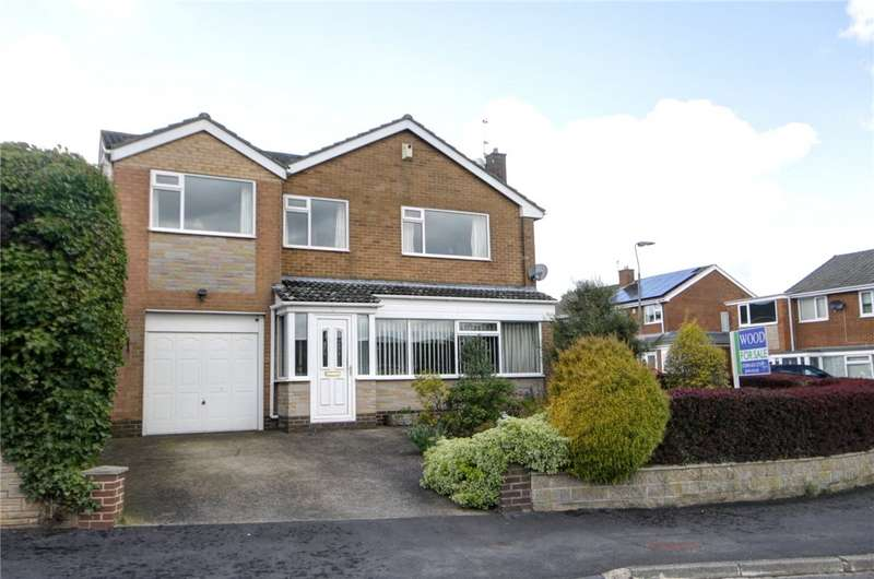 4 Bedrooms Detached House for sale in Warwick Road, Bishop Auckland, County Durham, DL14