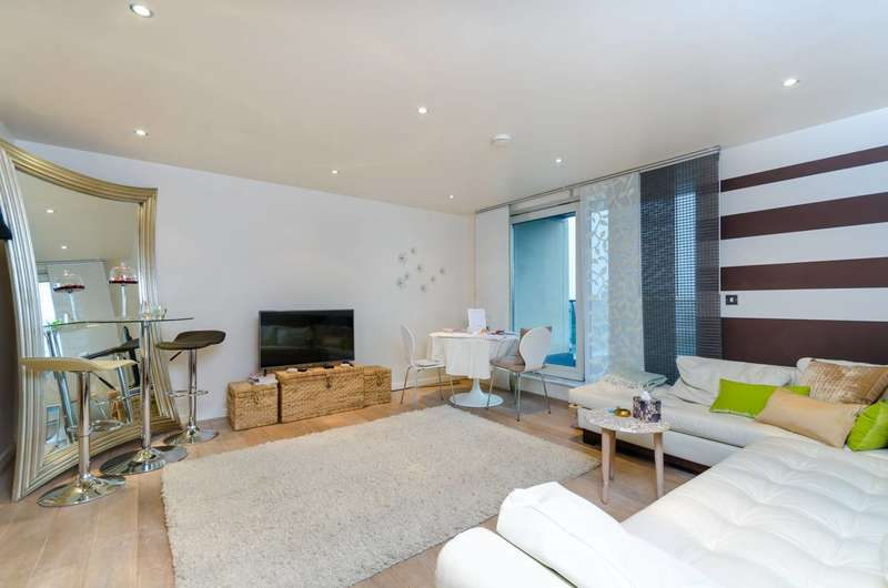 2 Bedrooms Flat for rent in Fountain House, Imperial Wharf, SW6
