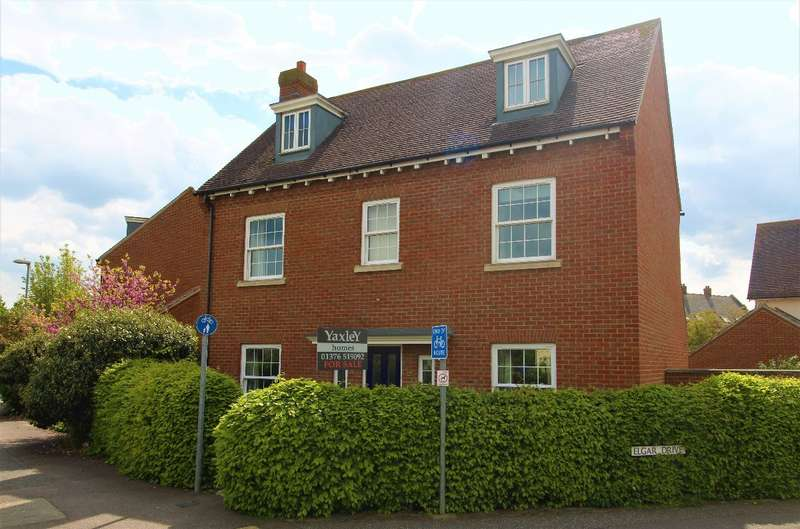 5 Bedrooms Detached House for sale in Gershwin Boulevard Witham CM8 1QF