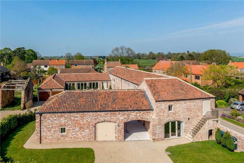 5 Bedrooms Unique Property for sale in Catton Farm, Catton, Thirsk, North Yorkshire