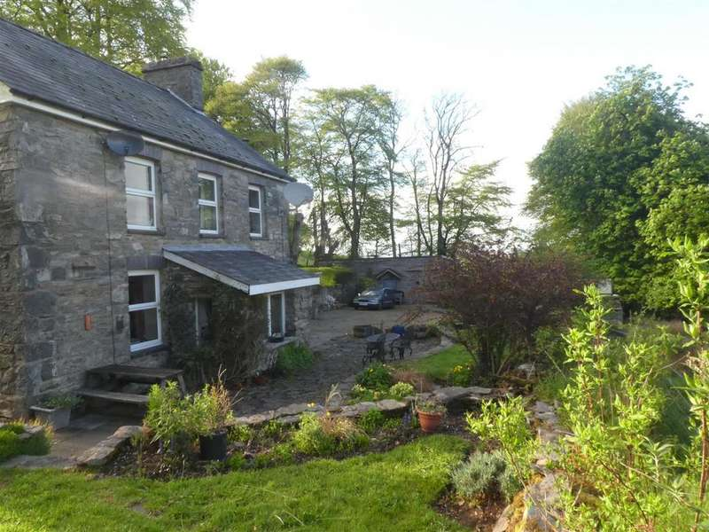 3 Bedrooms Cottage House for sale in Cellan, Lampeter