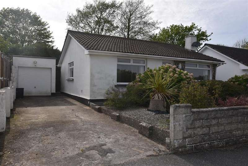 3 Bedrooms Detached Bungalow for sale in Bellever Parc, Camborne