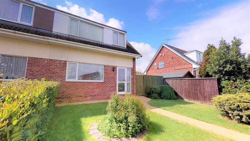 3 Bedrooms Semi Detached House for sale in Denleigh Close, Whitchurch, Bristol