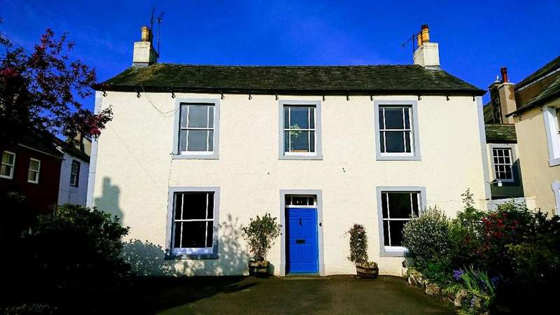 5 Bedrooms Detached House for sale in Kirkgate House, Kirkgate, Cockermouth, Cumbria, CA13 9NS