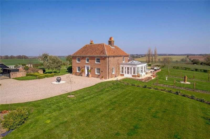 5 Bedrooms House for sale in Audley End, Gestingthorpe, Halstead, Essex