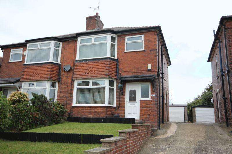 3 Bedrooms Semi Detached House for sale in SEDGLEY AVENUE, Buersil, Rochdale OL16 4TY