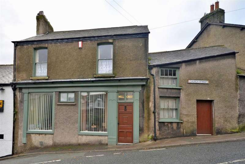 3 Bedrooms Terraced House for sale in Church Street, Broughton