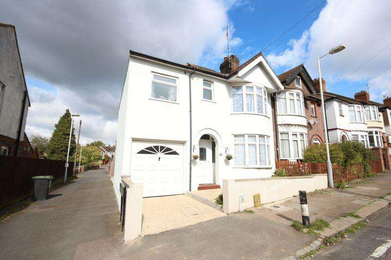 4 Bedrooms Semi Detached House for sale in 4/5 Bedrooms close to town centre