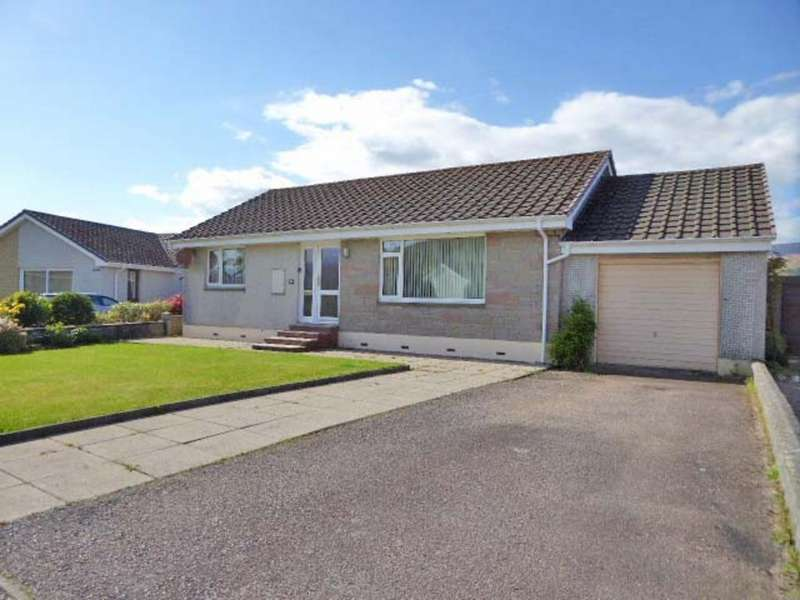 2 Bedrooms Bungalow for sale in 35 Mossfield Drive
