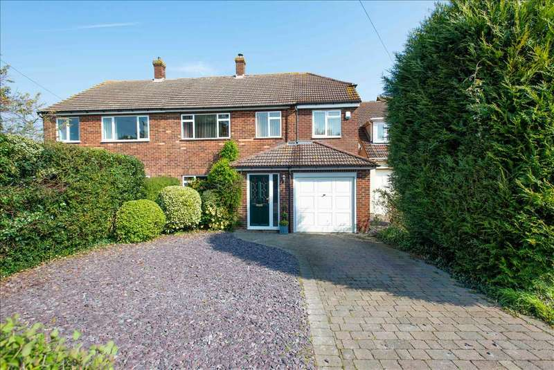 5 Bedrooms Semi Detached House for sale in Norwood Lane, Meopham, Gravesend