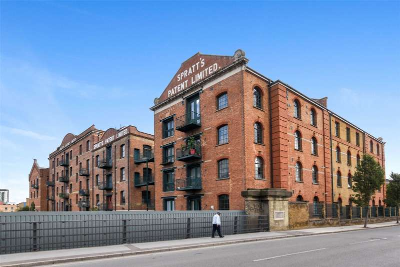 1 Bedroom Flat for sale in Morris Road, London, E14