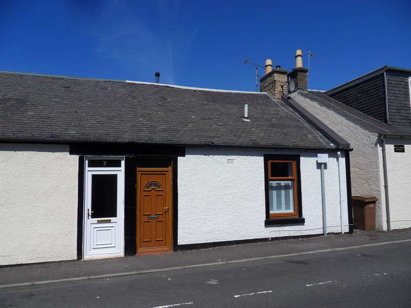 2 Bedrooms Cottage House for sale in Gardiner Street, Prestwick, KA9