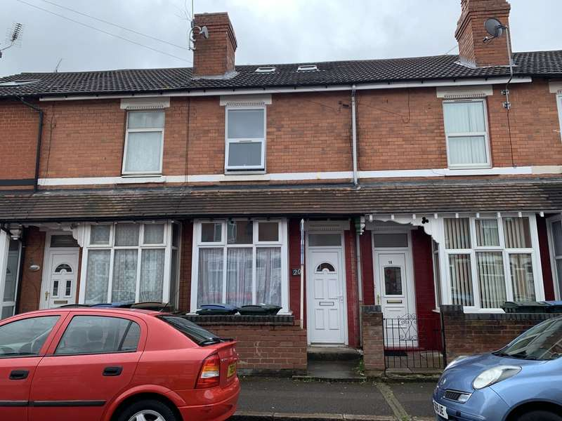 4 Bedrooms Terraced House for rent in Harley Street, Stoke, Coventry