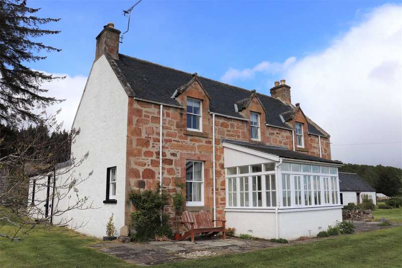 3 Bedrooms Detached House for sale in Larchwood, Tullich Muir, Delny, Invergordon, IV18