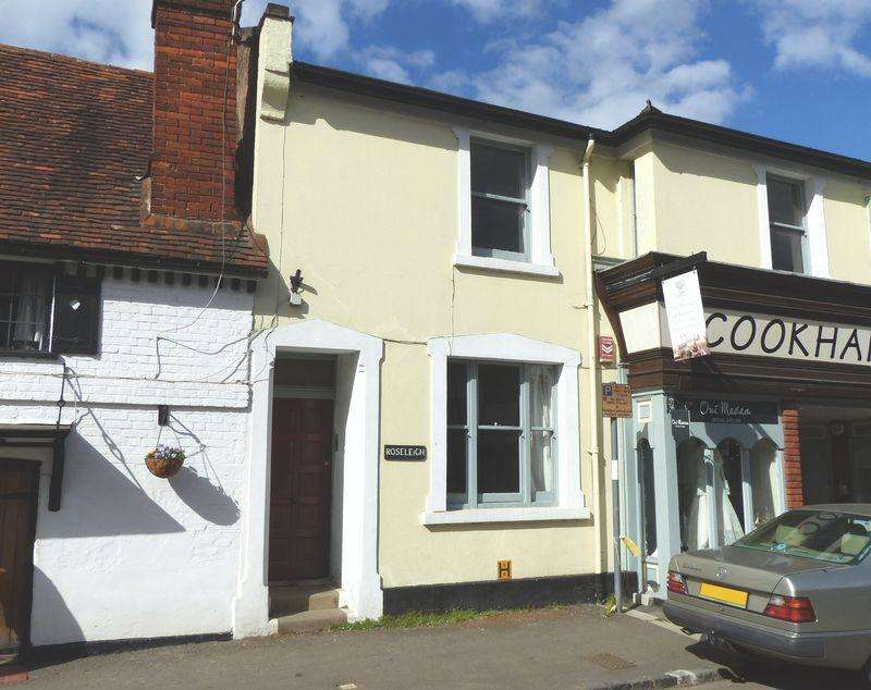 3 Bedrooms Terraced House for sale in Cookham Village