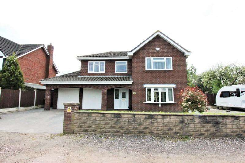 4 Bedrooms Detached House for sale in Spytty Lane, Newport. NP19 4RS