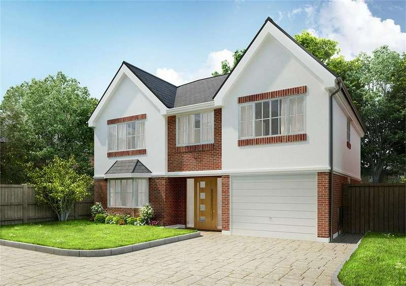 5 Bedrooms Detached House for sale in Westdown Road, Seaford, East Sussex