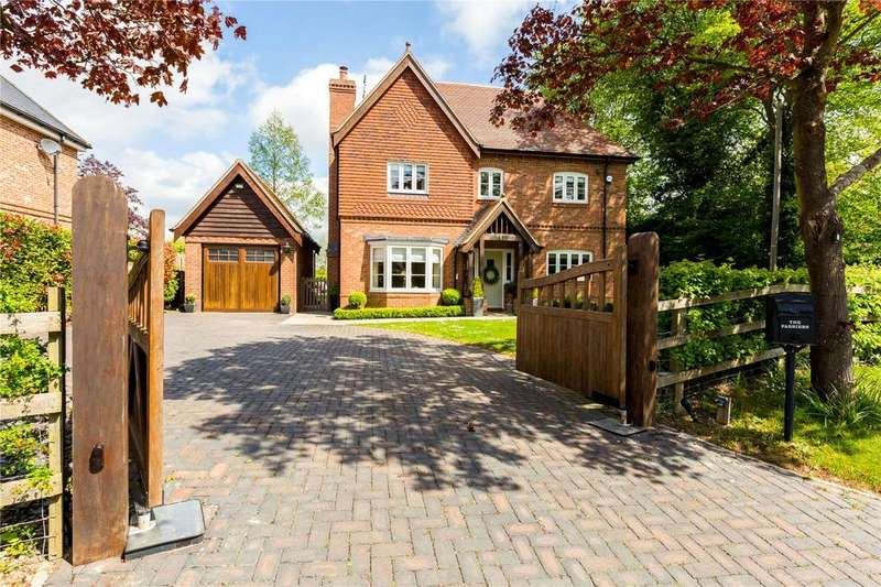 5 Bedrooms Unique Property for sale in Upper Basildon, Reading, RG8