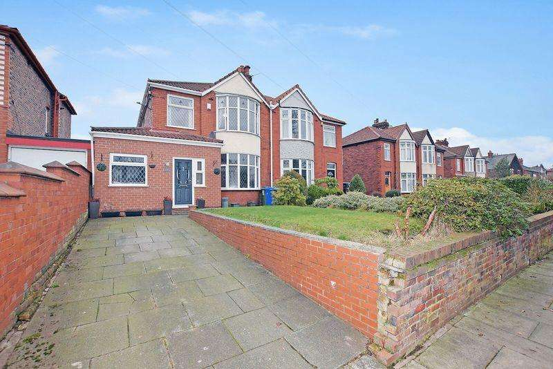 4 Bedrooms Semi Detached House for sale in Moughland Lane, Runcorn