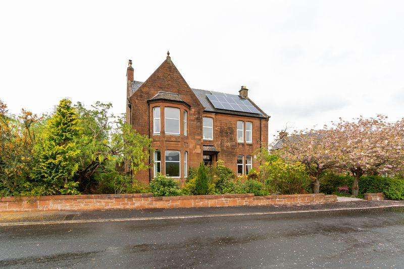 5 Bedrooms Detached Villa House for sale in Westmount 3 Loudoun Crescent, Newmilns KA16 9EL