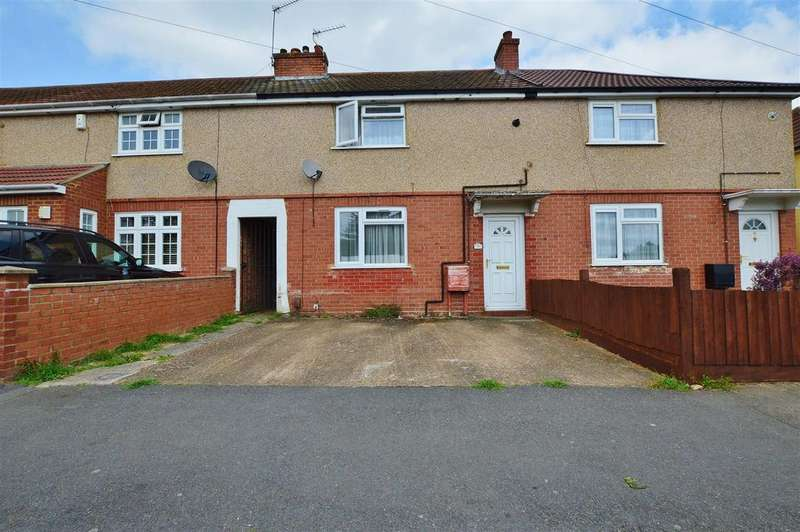 3 Bedrooms Terraced House for sale in St. Elmo Crescent, Slough