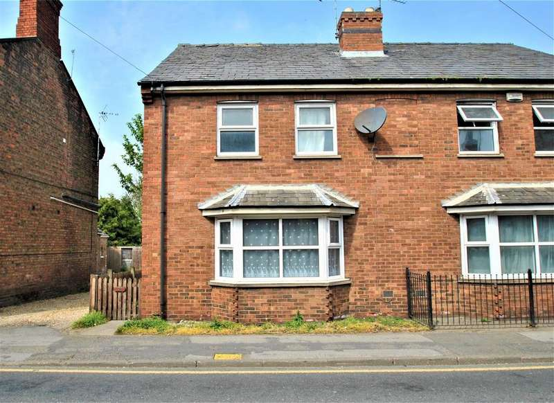3 Bedrooms Semi Detached House for sale in Albion Street, Spalding