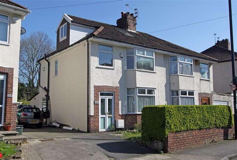 3 Bedrooms House for sale in Glenfrome Road, Eastville, Bristol